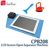 CPB Screen LCD Separate Machine Repair Tool for iPhone 4 4S 5 5S 6 Pad for Samsung screen treasure box