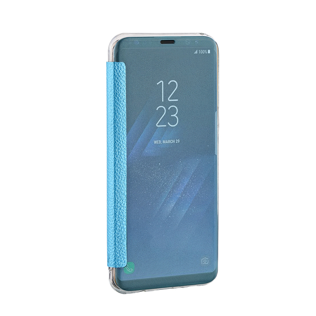 samsung s8 phone case window