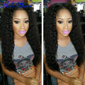 Big Promotion Indian Deep Wave Weave Beauty Hair With Extensions Wet And Wavy Human Hair Weave 1 Piece
