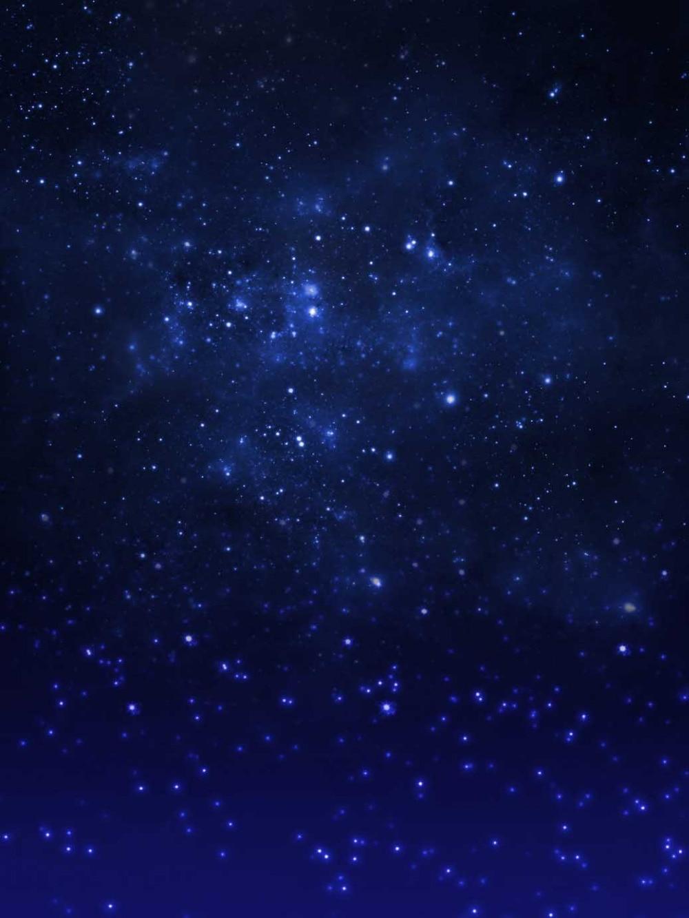 blue night sky background - photo #12