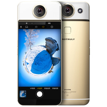 original PROTRULY D7 5.5 inch AMOLED 360 Degree VR 13MP Mobile Phone 4G Android MTK6797 Deca Core 3G+32G Smartphone