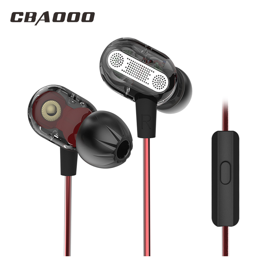цена на Earphone Earbuds Noise Isolating Headphone Headset with Mic for all smartphone