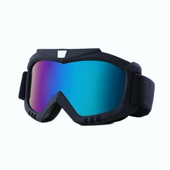 Motocyklowe przekładnie ochronne elastyczny krzyż kask maska Motocross gogle ATV motor terenowy UTV okulary biegów okulary tanie i dobre opinie RZOJUNMA MULTI Jasne Unisex Jeden rozmiar