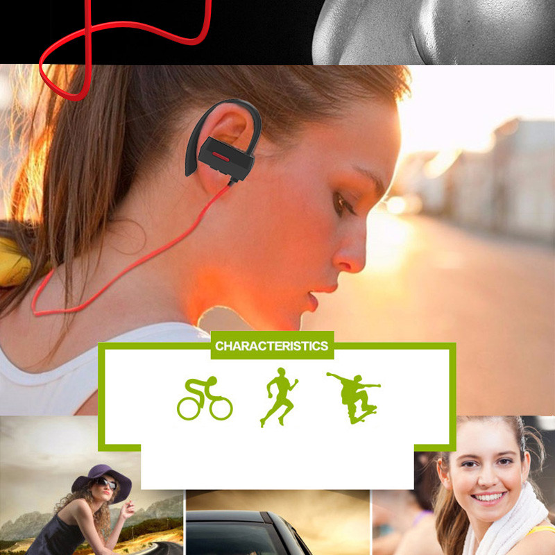 Sport Bluetooth Headset Earphone Headphone (13)