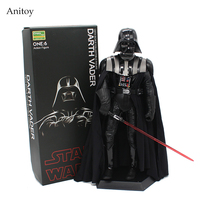 Crazy Toys Star Wars Darth Vader 1/6 th Scale PVC Figure Collectible Model Toy 30cm KT4004