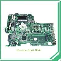 NOKOTION DA0ZYAMB8D0 REV D MBPUH06002 MB.PUH06.002 For acer aspire 8943 8943G laptop motherboard HM55 DDR3 ATI HD 5850 Graphics