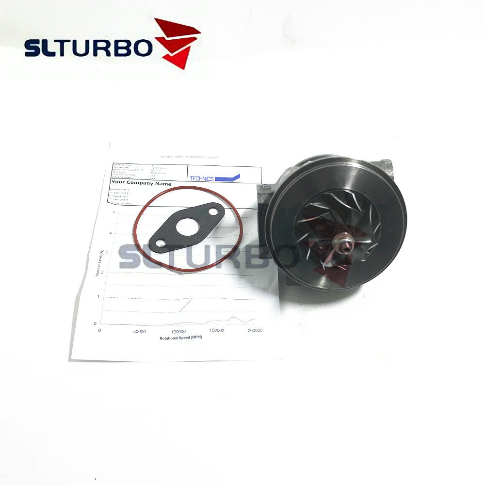 TD02 For Seat Leon / Altea Skoda Superb / Octavia / Yeti CAXA Turbocharger Core 49373-01004 New Turbine CHRA Balanced 4937301001