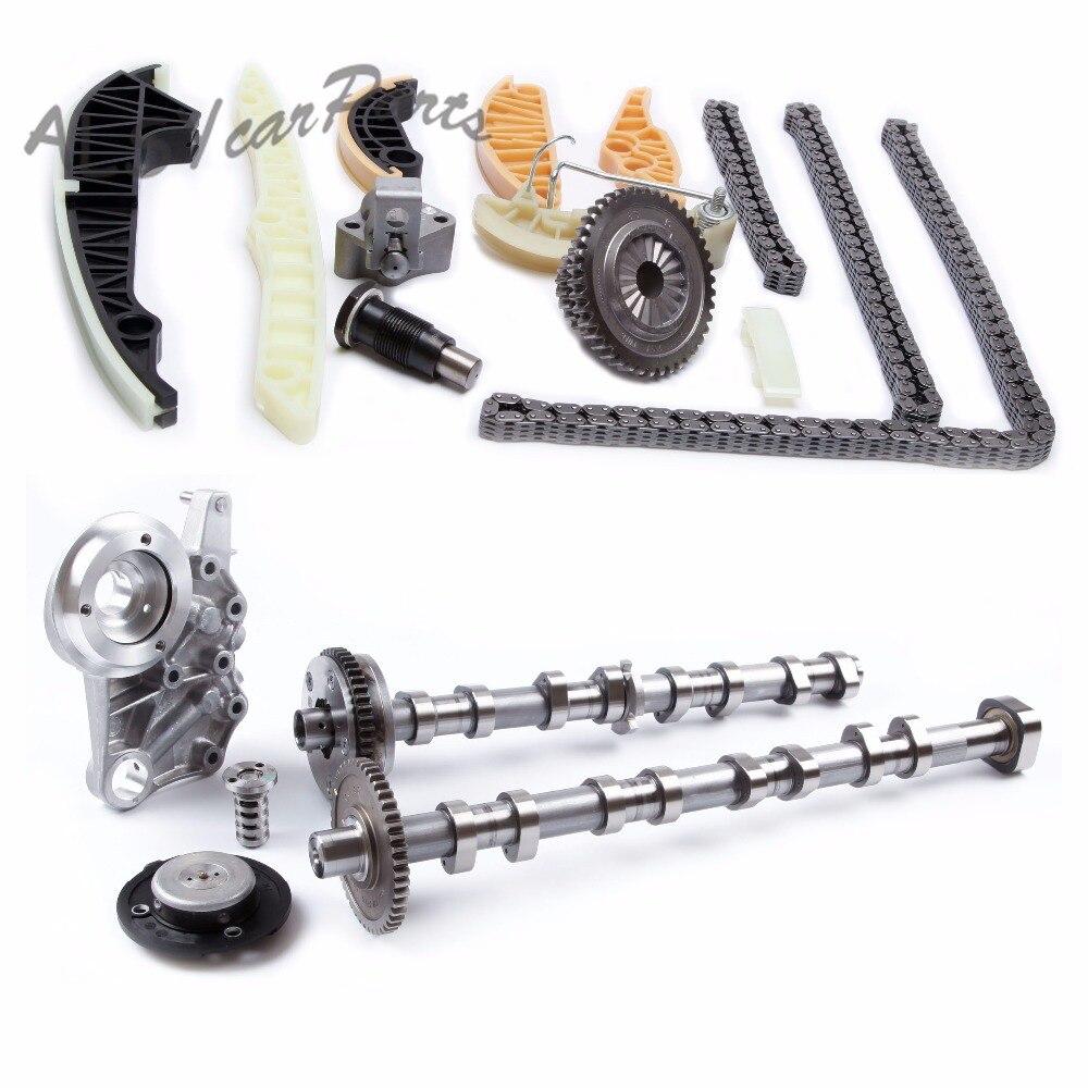 Kit de réparation d'arbre à cames de Rail de guidage de chaîne de distribution de moteur OEM EA888 pour VW Golf Passat Jetta Audi A4 Q3 TT 1.8/2.0 T 06 H 109 467N