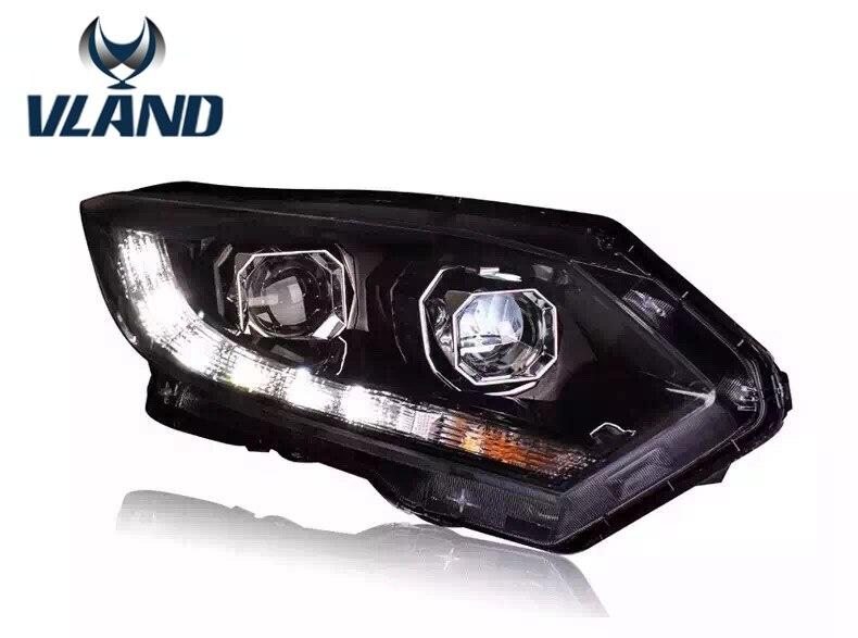 Vland Factory Car Accessories For Honda Vezel Led Headlight High