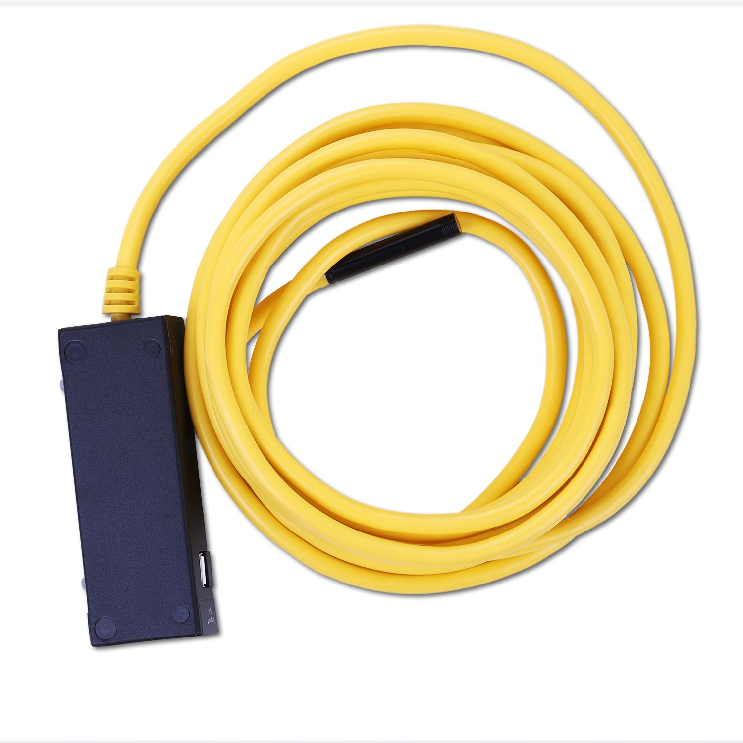 THGS 5.5mm OTG Endoscope Snake Tube Borescope HD Camera For Android or IOS (11.5FT)