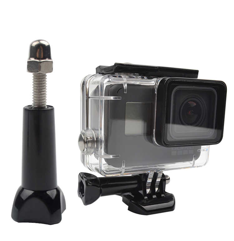 GloryStar Screw Long Short Nut Converter Mount Factory Whole Sell Price For Sony AEE Go Pro Hero 5 4 3+ Xiaomi yi 4k Accessories