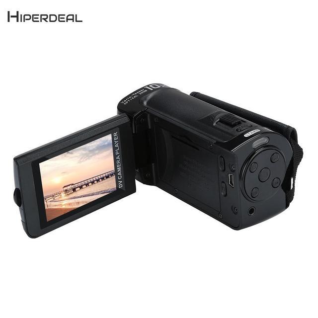 HIPERDEAL 16X Digital Zoom HD-D40 Video Camcorder HD 1080P Handheld Digital Camera DV Camera Player Fashion Gift