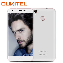 Oukitel K7000 5.0 inch 4G Smartphone MT6737 Quad Core 2GB RAM 16GB ROM 1080*720 FHD 2000mAh Mobile Phone Fingerprint 5.0MP GPS