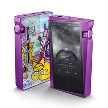 IRIVER A & norma SR15 64G/128G Портативный hifi-плеер высокое Разрешение аудио плеер без потерь музыка MP3 подарок специальный кожаный чехол