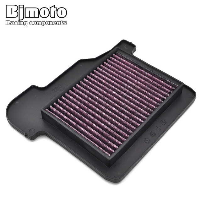 BJMOTO High Flow Air Cleaner Element Replacement Air Filter For Yamaha MT09 MT9 2014 2015 2016