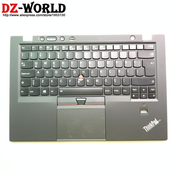 TR Tukish Backlit Keyboard for Lenovo Thinkpad X1 Carbon 1st 34XX w/ Palmrest Bezel Touchpad 00HT066 04Y2981 04Y0814 00HT028