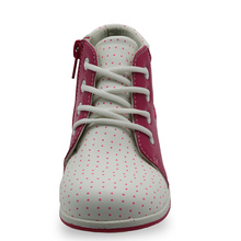 2017 Spring Autumn New handmade fashion girls boots PU leather Martin Girls boots kids boots children girls shoes with crystal