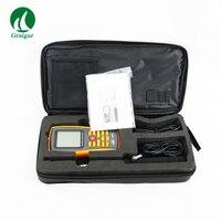 Hot Wire Digital Anemometer GM8903 Air Temperature Meter Wind Speed Flow Tester 0~30ms
