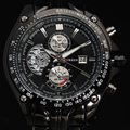 2016 nuevo ejército militar moda curren de la marca de diseño de los hombres de negocios reloj de acero macho reloj deportivo reloj de cuarzo de regalo de lujo 8083