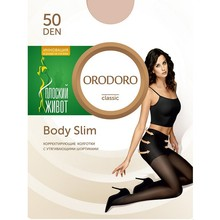 Колготки женские ORODORO OD Body Slim 50