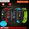 Hold Mi P1 Plus VS H1 Plus Smart Band Colorful Fitness Bracelet Heart Rate Tracker Blood