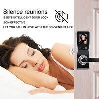 Precio Cerradura de puerta inteligente Eseye cerradura de puerta con reconocimiento Facial cerradura electrónica para puerta inteligente