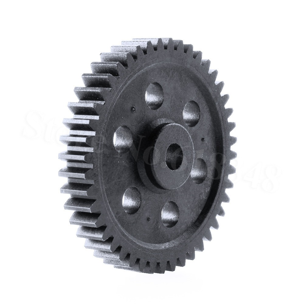 Fit HSP Nitro 1//10 Off-Road Buggy RC 05112 Metal Diff.Gear 44T