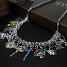 Game of Thrones Houses Statement Necklace