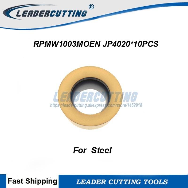 10pcs HITACHI RPMW1003MOEN SH8020 Carbide Inserts New