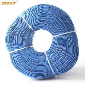 JEELY 3.5mm UHMWPE Fiber core with Polyester Sleeve 500M Spectra