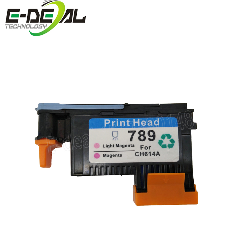 E-deal 789 <font><b>printhead</b></font> CH614A for <font><b>HP</b></font> 789 Light Magenta and Magenta nozzle print head for <font><b>HP</b></font> Designjet <font><b>L25500</b></font> 25500 789 printer image