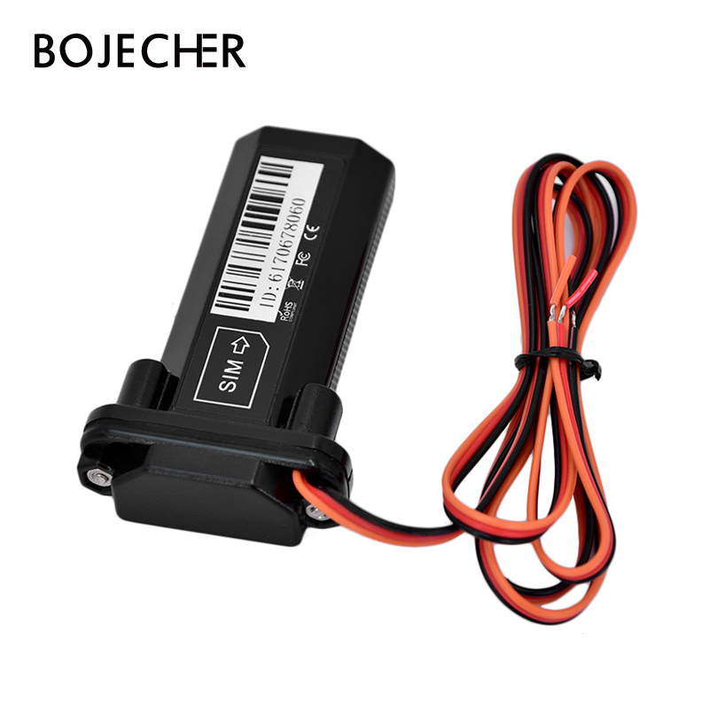 Gps-Tracker Vehicle-Tracking-Device Online-Software Motorcycle ST-901 Mini Battery Waterproof