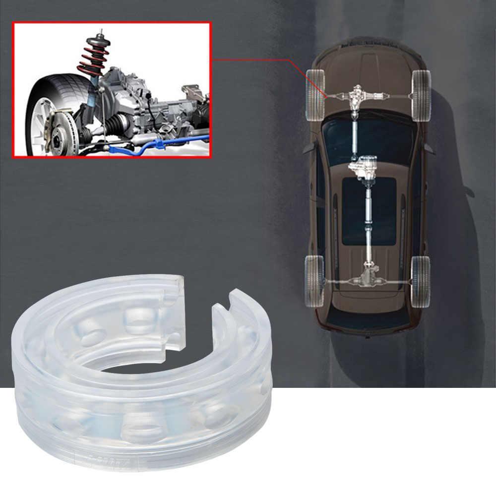 1PCS Car Schokdemperveer Bumper Power D/E/F Type Kussen Buffer Auto Springs Bumpers Voor toyota Camry Voor Yaris