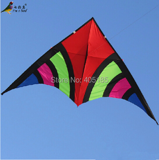 Outdoor Fun Sports 2015 NEW 2.8m Nylon Power Delta Kite With Flying Tools Factory Direct Free Shipping