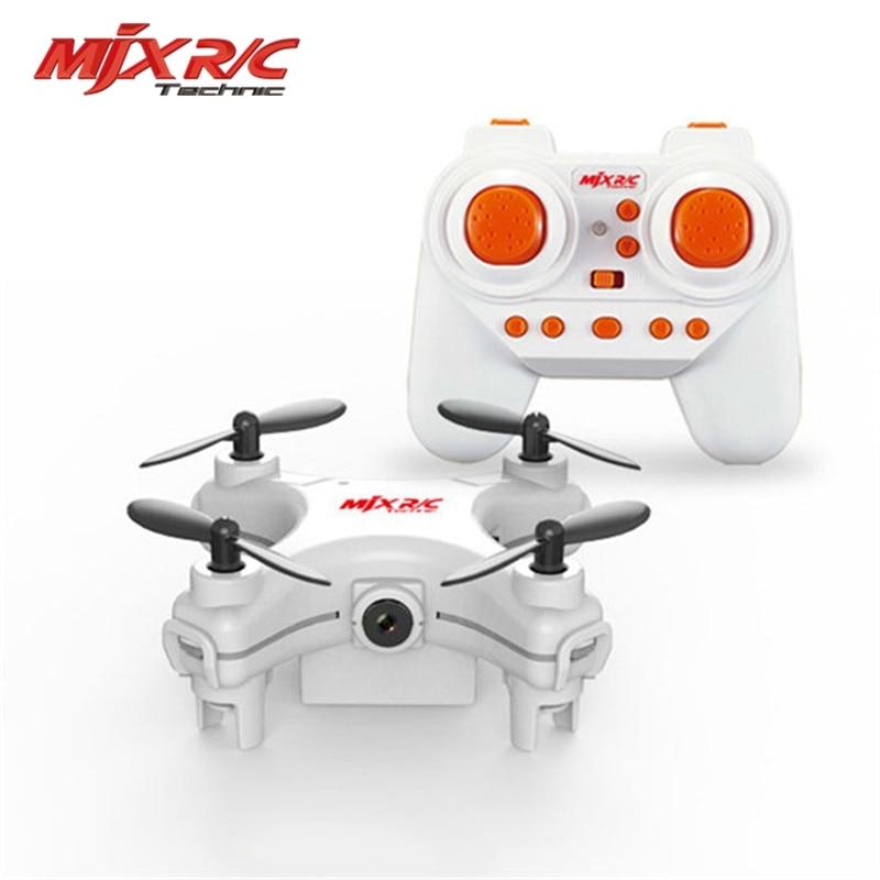 In Stock! MJX X-SERIES X905C 2.4G 4CH 6 Axis Gyro With Camera Headless Mode Mini RC Quadcopter RTF VS JJRC H36 Cheerson CX10 WD