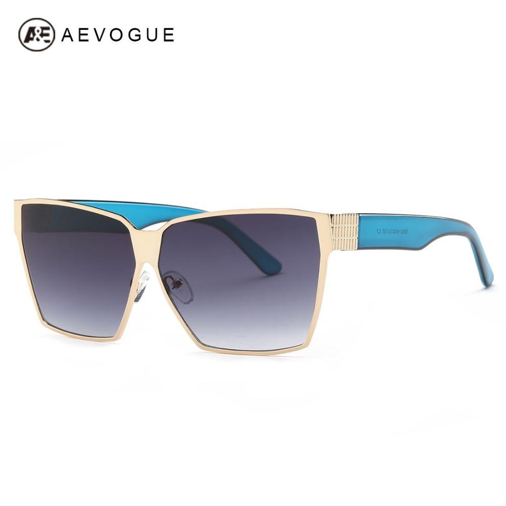ᗖAevogue Gafas de sol mujeres más nuevo diseñador de la marca ...
