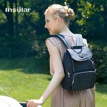Fashion Mummy Maternity Backpack Multifunction Nappy Changing Diaper Bags Large Capacity Travel Backpack designer Nursing Bag