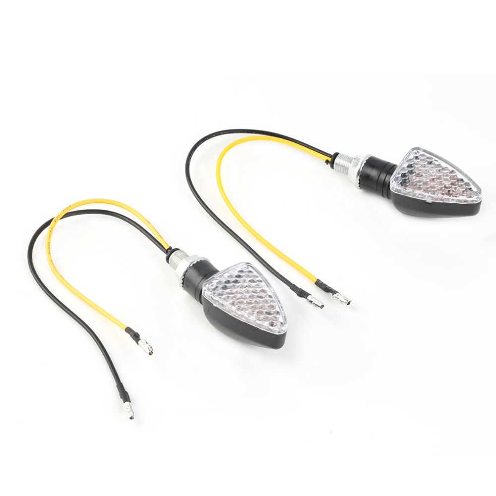 2pcs   pair motorcycle 12v 15 led turn signal light