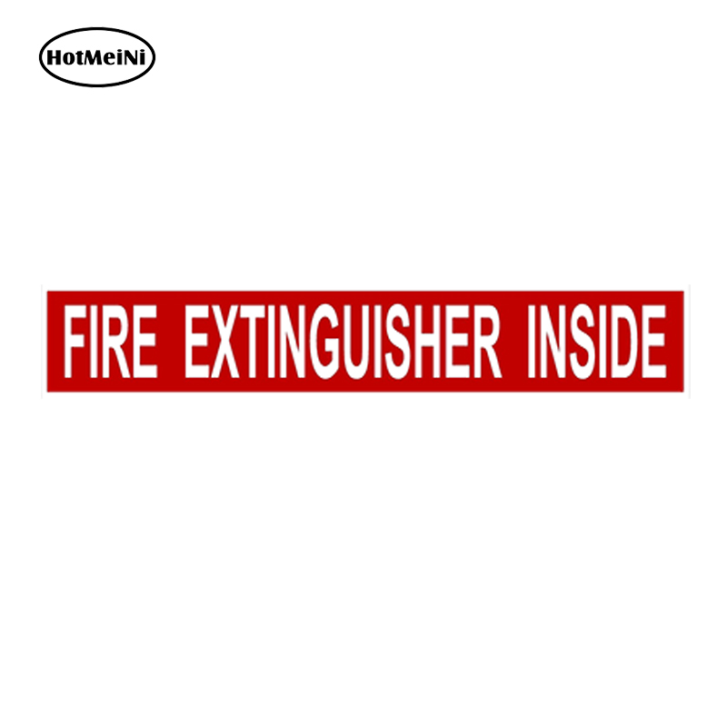 Fire Extinguisher In