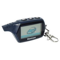 Starlionr B9 LCD Remote Controller For Original Russia Version Starline B9 Twage 2 Way Car Alarm