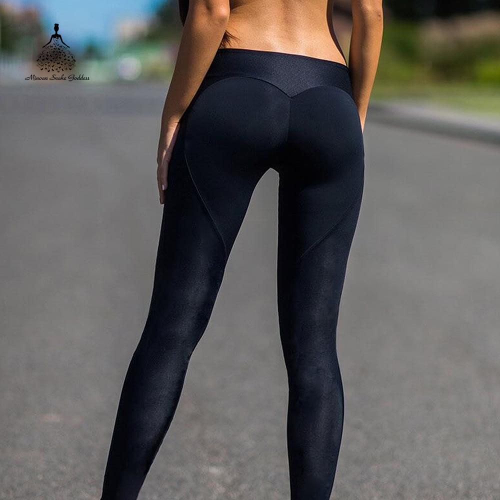 0e4ca1f209dc0 leggings women Workout Pants Fitness leggings Push Up Pencil Pants black  Fitness trousers women hot pants Seamless Leggings -in Leggings from Women's  ...