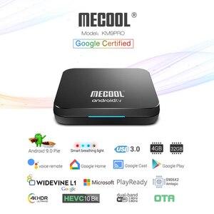 Image 4 - Europa IPTV Box Spedizione 1 Mese IPTV Francia Arabo KM9 PRO Astuto di Android TV 9.0 BOX Canada Spagna Italia Portogallo IP TV Germania IPTV