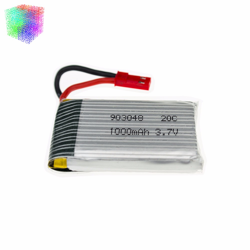 JJRC h11c h11d lipo battery 3.7v headed (135)