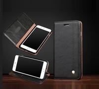 לסמסונג גלקסי S7 S8 פלוס הערה 8 J3 J5 J7 Iphone X קצה 5 5S 6 6 s 7 8 פלוס קייס Stand כרטיס ארנק Flip עור מקרי רטרו