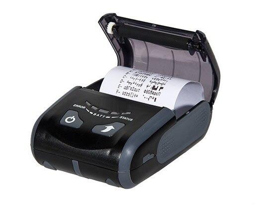 LS300BU 3 inch 80 мм мини pos чековый принтер, термопринтер, Bluetooth принтер для android и ios и windows, с кабелем USB