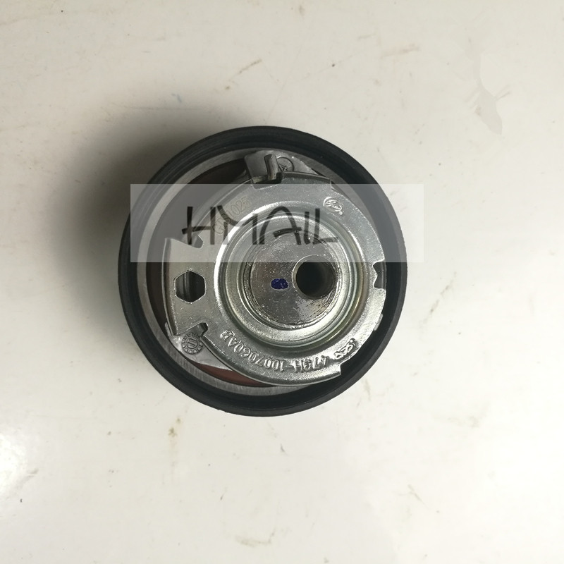 473H 1007060 Timing tension tensioner pulley with 484 481 engine for Chery tiggo A3 EASTAR FORA