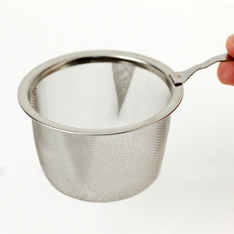 1PC Practical Leaf Shaped Rice Wash Colander Strainer Sieve Kitchen Tool FI