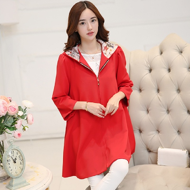 2016 new autumn/spring maternity jacket maternity outerwear pregnancy coat jacket outerwear maternity clothing 16778
