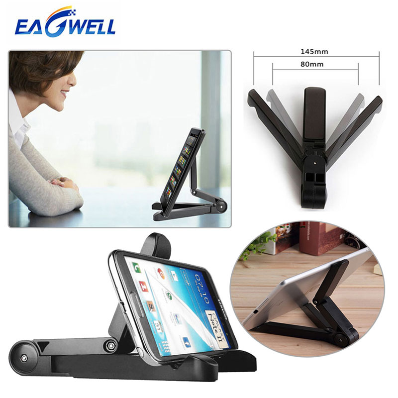 Foldable Phone Holder Stand Universal For Tablet Mount Support Ipad Stylish Skin