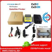Freesat v8 DVB-S2 finder finder 3.5 cal LCD cyfrowy cyfrowy satFinder MPEG-4 Darmowa v8 satelitarnej sat Finder satlink ws-6933